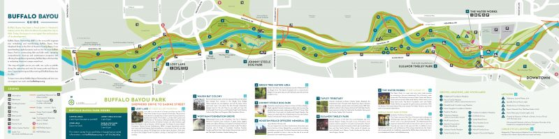 Visit Buffalo Bayou Partnership