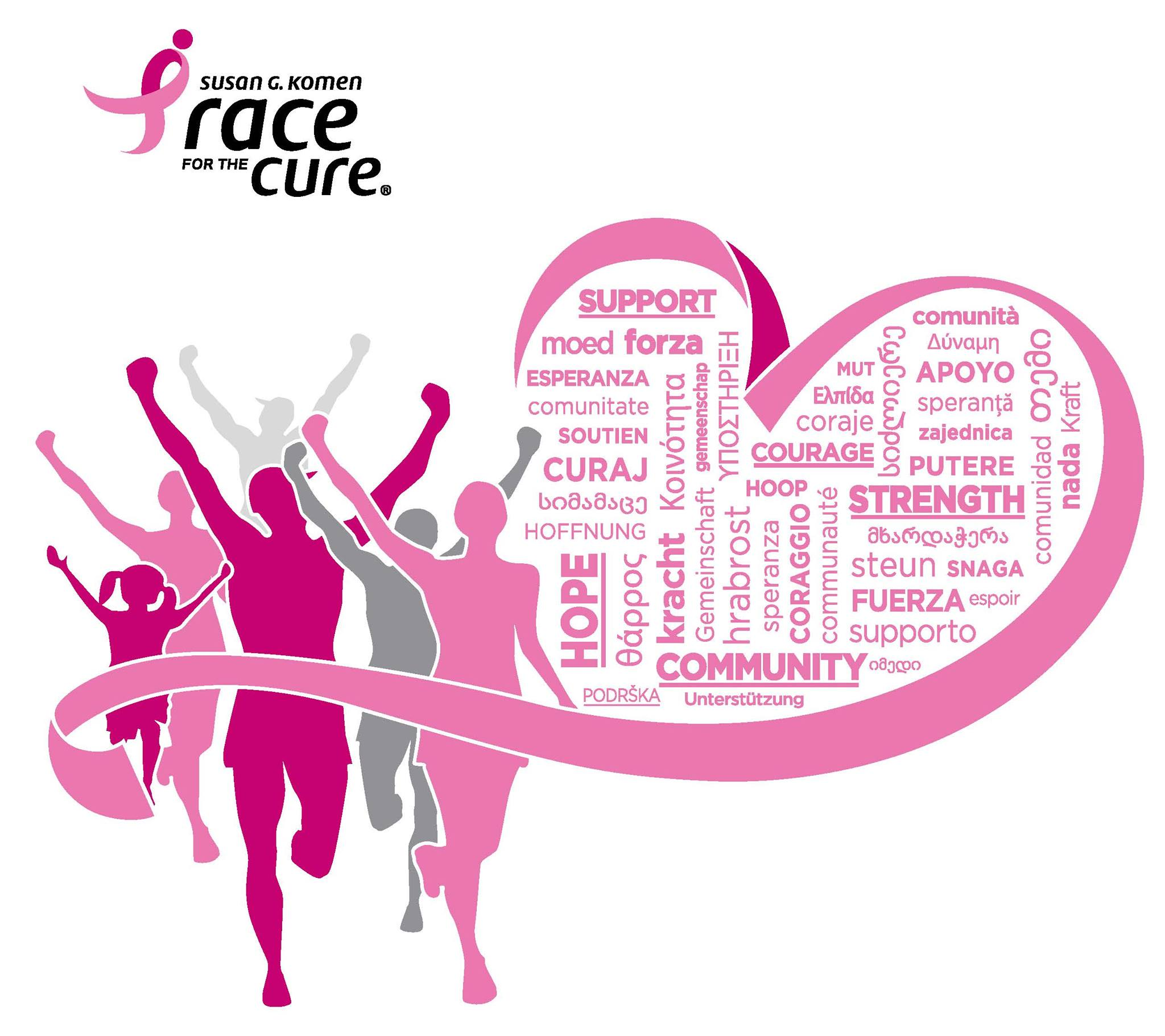 2016 Komen Race for the Cure® — Buffalo Bayou PartnershipBuffalo Bayou  Partnership